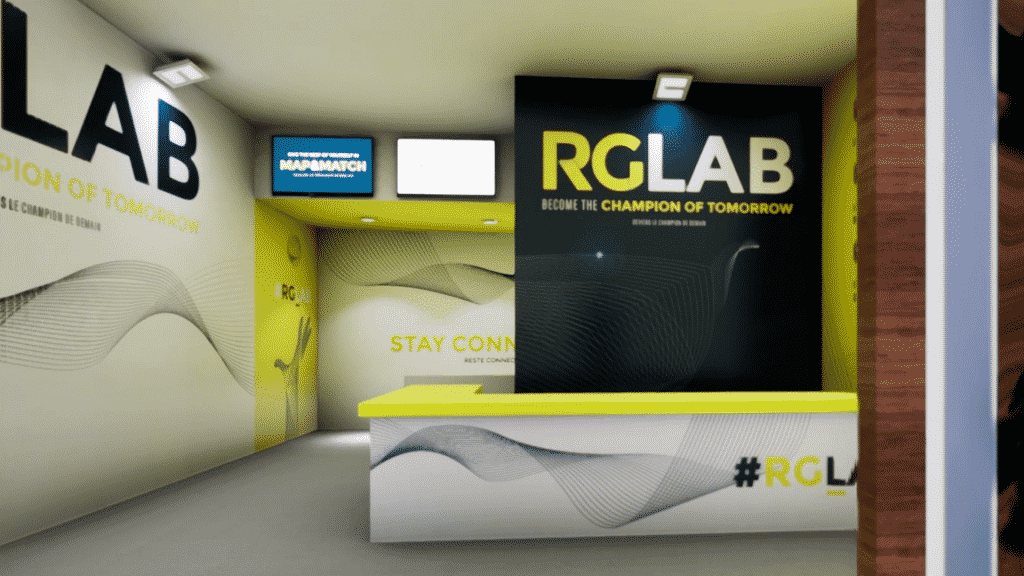 Rough 3D interactif RG Lab